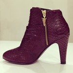 Furiously In Love: FURY Ankle Boots SS13