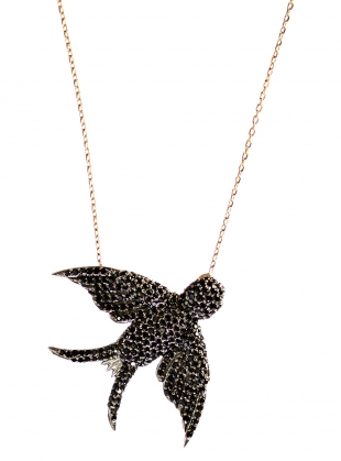 Young British Designers: Creature Of Habit Necklace- sold out by Maha Lozi