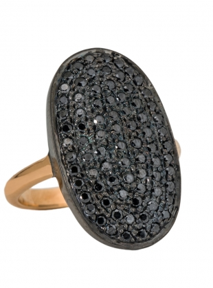 Young British Designers: The Pimms Ring - Last one by Maha Lozi