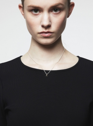 Young British Designers: KISSES SINGLE PENDANT by Maya Magal