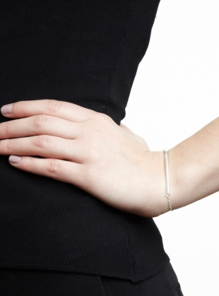 Young British Designers: SPOTLIGHT BRACELET by Maya Magal