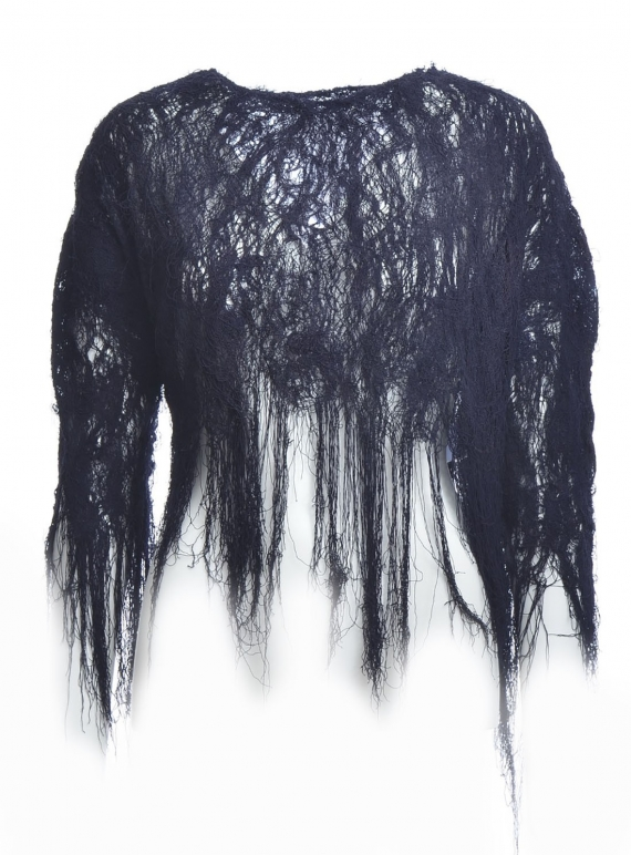 Young British Designers: Yarn Painted Roundsleeve Jumper - last one by Faustine Steinmetz