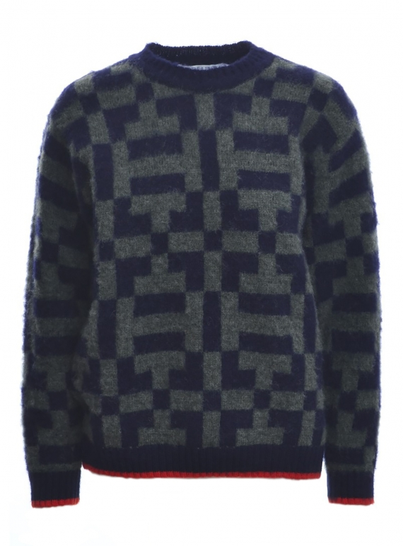 Young British Designers: CLEMENTINE Jumper - Sold Out by SIDELINE