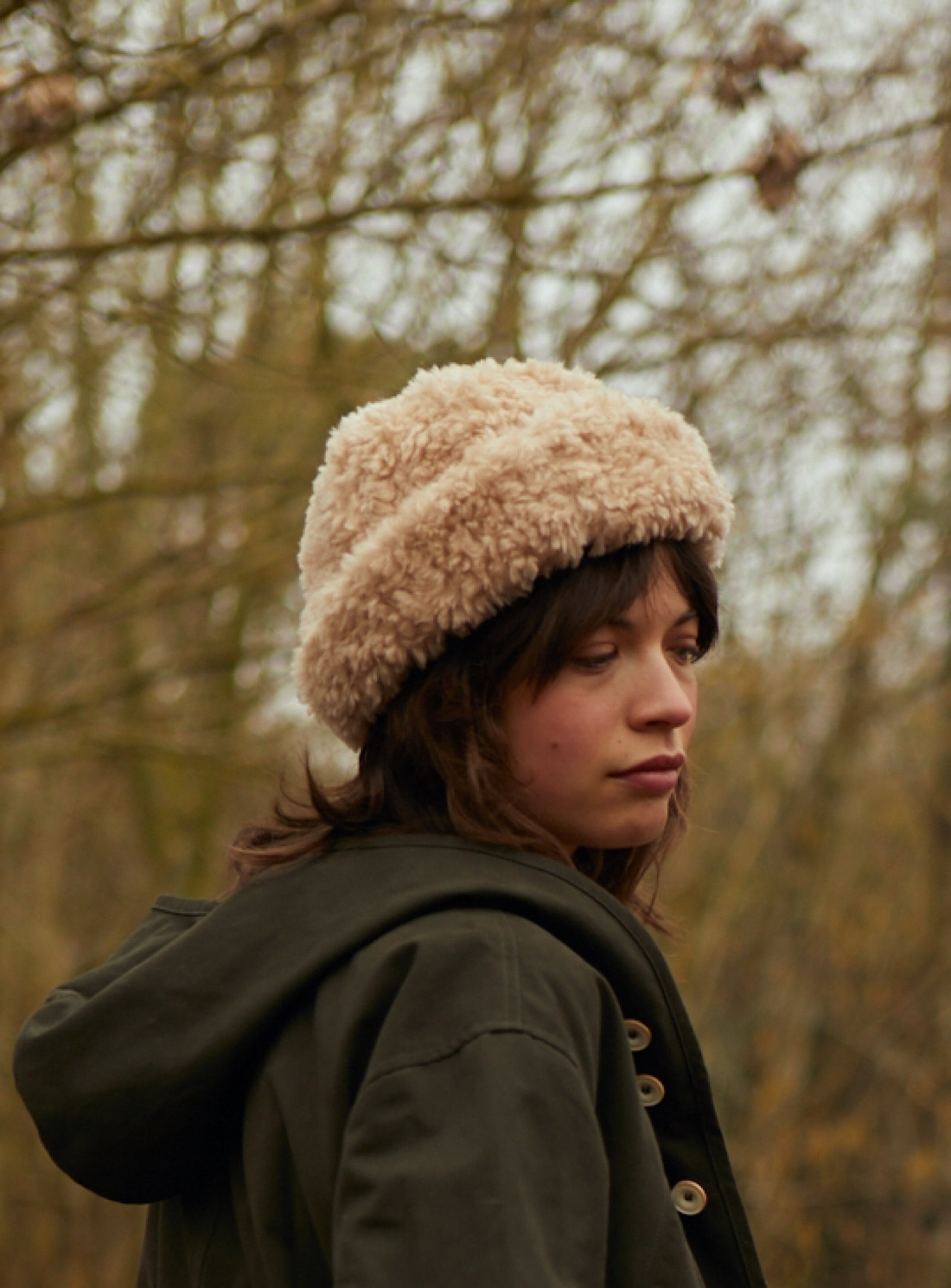 ELOISE HAT. Natural - Last one by SIDELINE