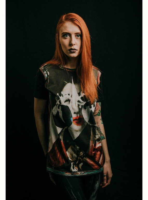 Young British Designers: ESSENTIAL ART TEE 1 by IA London
