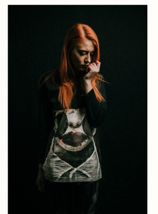 Young British Designers: ESSENTIAL ART TEE 2 by IA London
